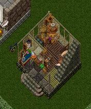 小農舍(1F)