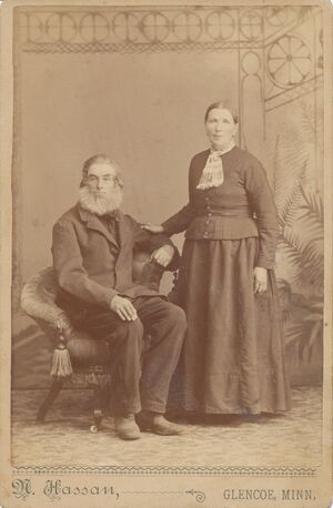 Heinrich & Ilse Elling