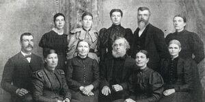 Elling family