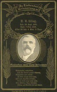 Heinrich-Elling-Card