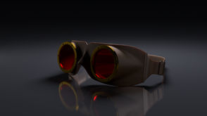 Goggles Finished