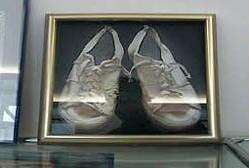 Joschka Fischer Schuhe
