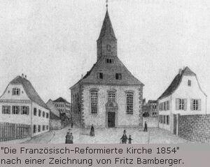 Französisch-Reformierte Kirche 3