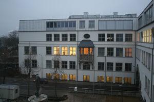 HfG und Ludo Meyer Platz