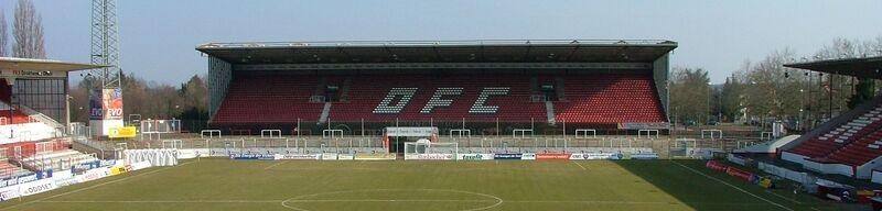 Bieberer Berg Stadion Henninger