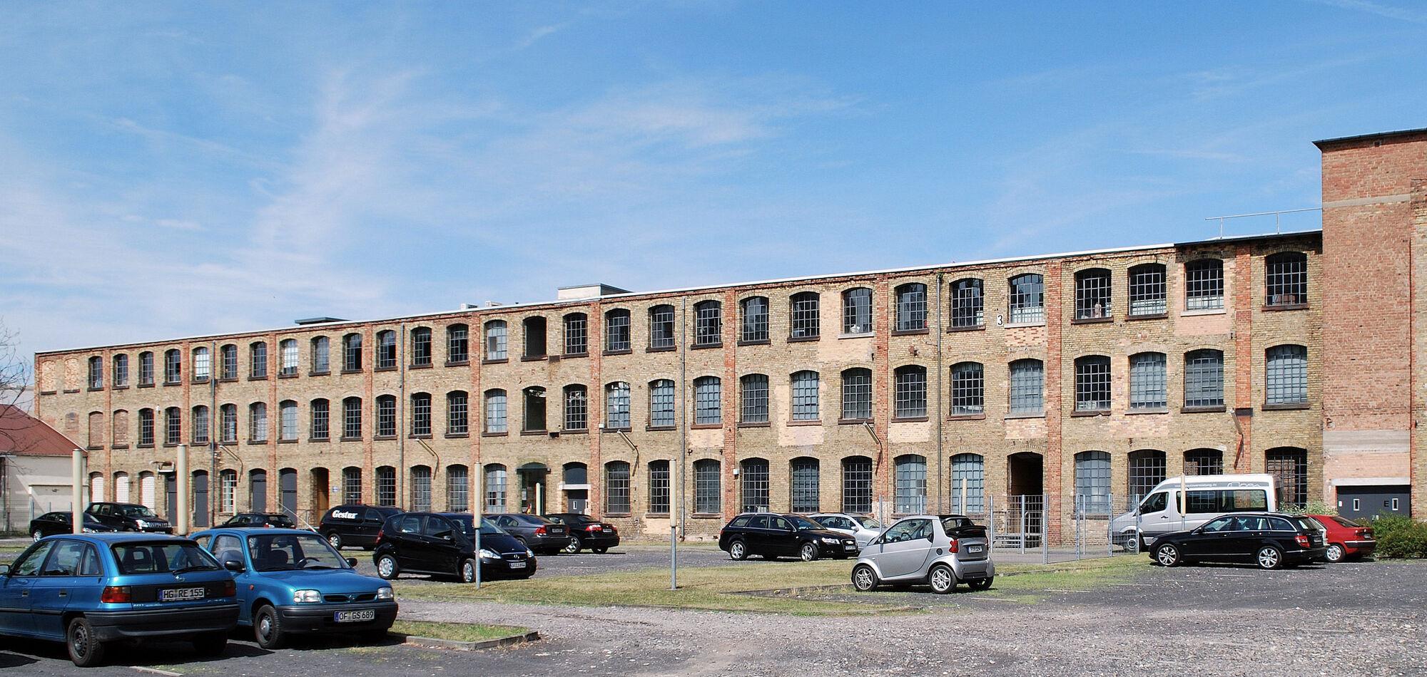 Heyne Fabrik | OffenbachWiki | FANDOM powered by Wikia