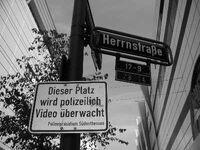 Herrnstraße Überwachung