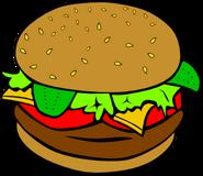 Hamburger Body