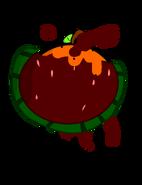 OrangeyEatingMelun