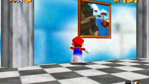 Super Mario 64 Bloopers Starman3 Blooper 23 Offical Youtube