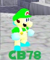 Super Mario 64 (U) snap0010
