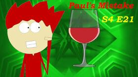 Paul mistake thumb