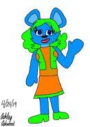 Koala requested by ashleyanimator2000 dd5didg