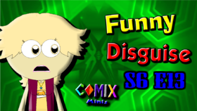 Funny Disguise Thumb