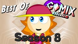 Comix Minis Season 8