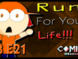 Run For Your Life!!!