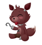 Foxy by weebleamy-d80r0xv