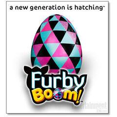 Furby Boom Advertisement