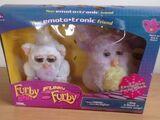 Emoto-Tronic Furby Babies