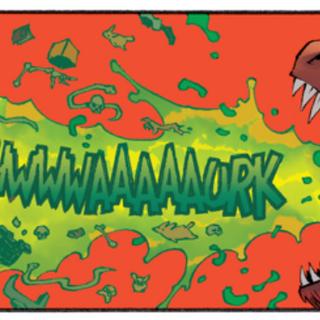 Scarlett's Strike Force, issue 2 page 21.