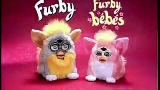 Ain't No Furby Like Mine Commercial - French Version