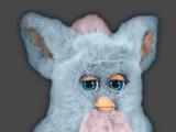 Cotton Candy Emoto-Tronic Furby
