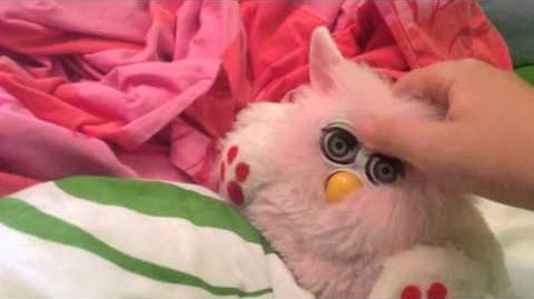 Purby Demo by Furby Fan on YouTube