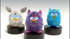 Furby 2012 Demonstration Video