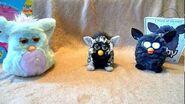 Furby 2012 VS Furby 2005 VS Furby 1998