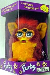 Rooster Furby