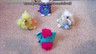 Furby Baby Conversation