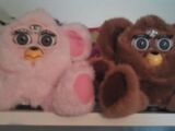 Baby Brainy (Furby Fake)