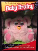 Baby Brainy (Furby Fake)