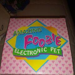 The top of Foobie's box