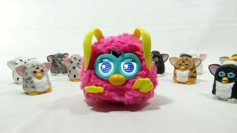 Furby Loveby Party Rockers, 2013 Hasbro Toys - Appearing On LPS Center Stage!