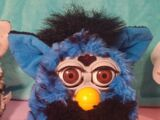 Blue Turtle Furby