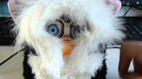 Poobee Furby fake