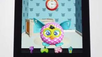 Furby BOOM - Baby Love with furbling