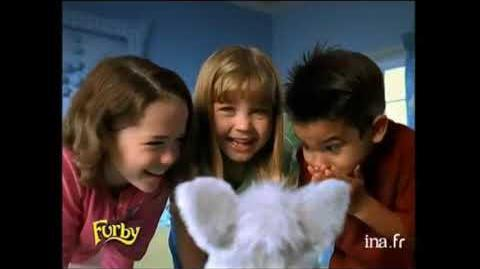 French 2005 Furby Commercial and New Furby Colors Commercial