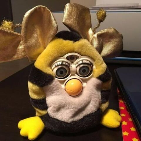 a photo of a Bumble Bee Baby Brainy from an Ebay listing