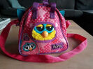 Pink bag with furb