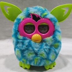 Furby Boom Peacock (Front View)