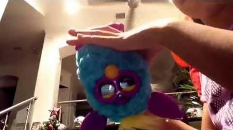 Furby 2012 default personality