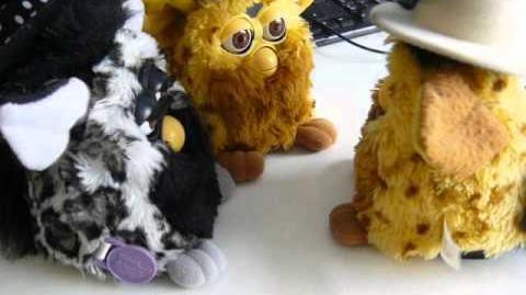 Furby Da , Doh-moh and May-lah-kah (new)
