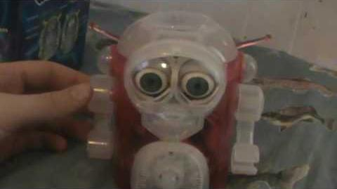 My new Space Robby 2 Furby Fake