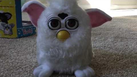 Furdy (Furby falso)