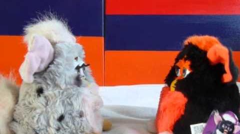 Furby Dah-noh-lah French - Furby Toh-loo German