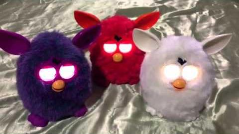 Sing a song furby