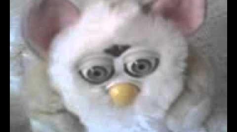 ポーピィのおしゃべり Japanese Fake Furby