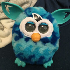 Furby Boom Waves (Front View)